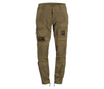 Cargohose ANTI-G Regular-Fit - khaki