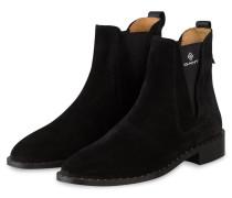 Chelsea-Boots HAMPTON - SCHWARZ