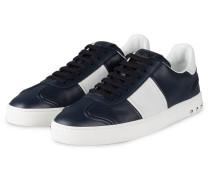 Sneaker FLYCREW - marine/ weiss