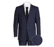 Anzug Comfort-Fit - blau