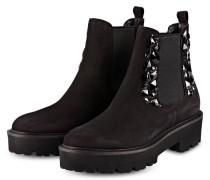 Chelsea-Boots BOBBY - schwarz