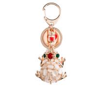 Schlüssel- und Taschenanhänger - roségold