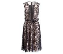 Kleid LUCINDA - nude/ schwarz