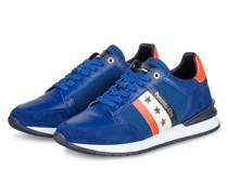 Sneaker - BLAU/ NEONPINK