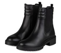Chelsea-Boots GREEK - SCHWARZ