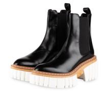 Plateau-Boots EMILIE - SCHWARZ
