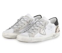 Sneaker - WEISS/ SILBER/ SCHWARZ