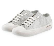 Sneaker ROCK - silber
