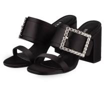 Sandalen MILLA - schwarz