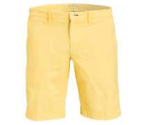 Chino-Shorts JERY-G - gelb