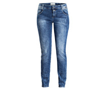 Jeans - middle/ blue/ denim
