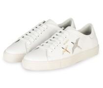 Sneaker CLEAN 90 - WEISS/ SILBER