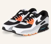 Sneaker AIR MAX 90 - SCHWARZ/ GRAU/ ROT