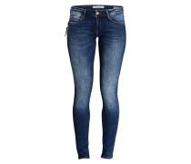 Skinny-Jeans SERENA - blau