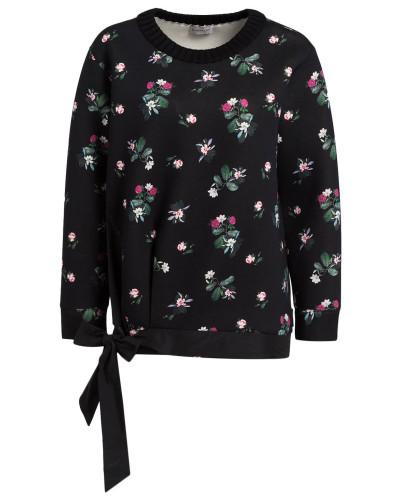 Pullover SCUBA - schwarz/ grün/ rosa