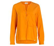 Bluse - orange