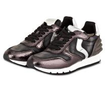 Sneaker JULIA POWER - dunkelgrau/ silber