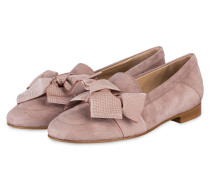 Loafer - hellrosa