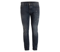 Destroyed-Jeans JAZ Skinny-Fit