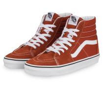 Sneaker SKATE HIGH - BRAUN