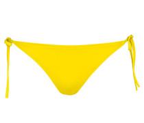 Bikini-Hose CHEEKY STRING - gelb