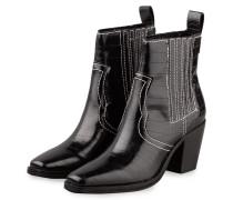 Cowboy Boots GENIVA - SCHWARZ