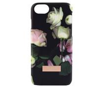 iPhone-Hülle EARLEE - schwarz/ grün/ rosa