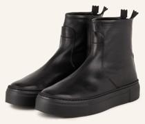 Plateau-Boots MEGHAN - SCHWARZ