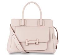 Handtasche DOUBLE T - hellrosa