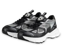 Sneaker MARATHON GLITTER - SCHWARZ/ SILBER