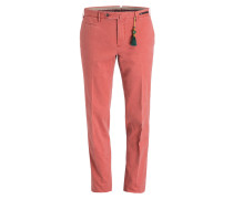 Chino Slim-Fit - koralle
