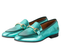 Loafer JACKY - mint metallic