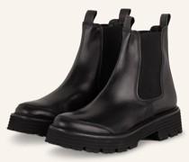 Chelsea-Boots POWER - SCHWARZ
