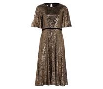 Kleid BETSEY mit Paillettenbesatz