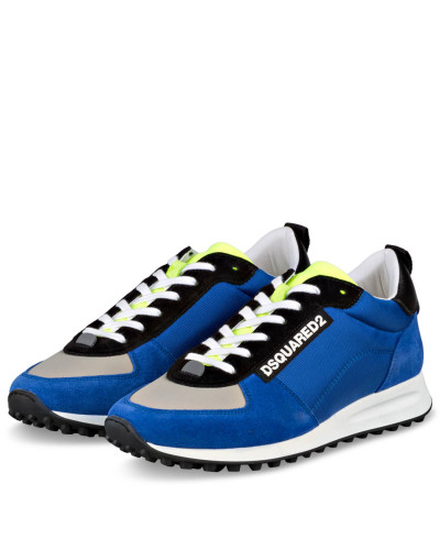 Sneaker - BLAU/ SCHWARZ