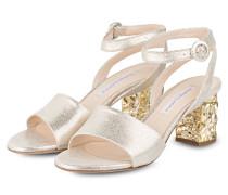 Sandalen SKETCH - gelb