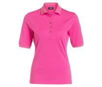 Piqué-Poloshirt NADINA - pink