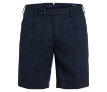 Leinenshorts Slim Fit