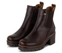 Chelsea-Boots PIA IGLOO - DUNKELBRAUN