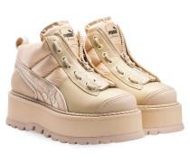 Plateau-Sneaker - pink