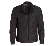 Steppjacke NEW BRAMLEY - schwarz