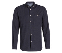 Flanellhemd Slim-Fit Organic Cotton