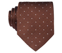 Krawatte - kupfer