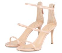 Lack-Sandaletten HARMONY 90 - rosa