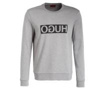 Sweatshirt DICAGO - grau meliert