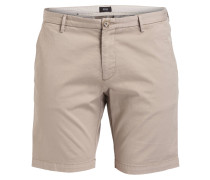 Shorts RICE Slim-Fit - beige