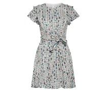 Kleid BETHAN mit Bindedetail