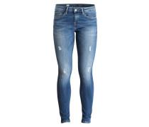 Destroyed-Jeans COMO - mimi blue