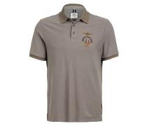 Piqué-Poloshirt