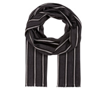 Schal CAVIS - schwarz/ grau